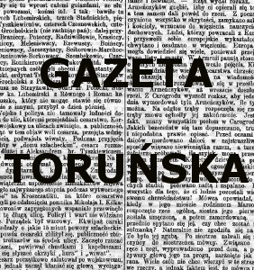 gazetatorunska