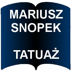 Mariusz Snopek Tatuaż Informatorium