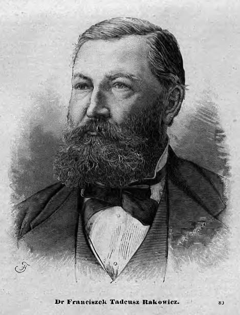 Portret Franciszka Tadeusza Rakowicza