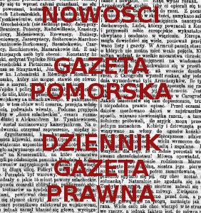 obrazek promujący elektroniczne wydania Nowości, Gazety Pomorskiej i Dziennika Gazety Prawnej