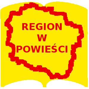 Region w Powieści - obrazek promujący Mini-Wypożyczalnię Beletrystki Regionalnej