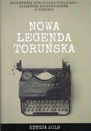 okładka książki Nowa legenda toruńska
